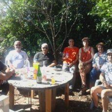 Travaux collectifs de juin à La Calade