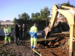 Calade puits fev 2011