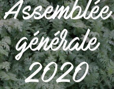 Prochaine AG 2020